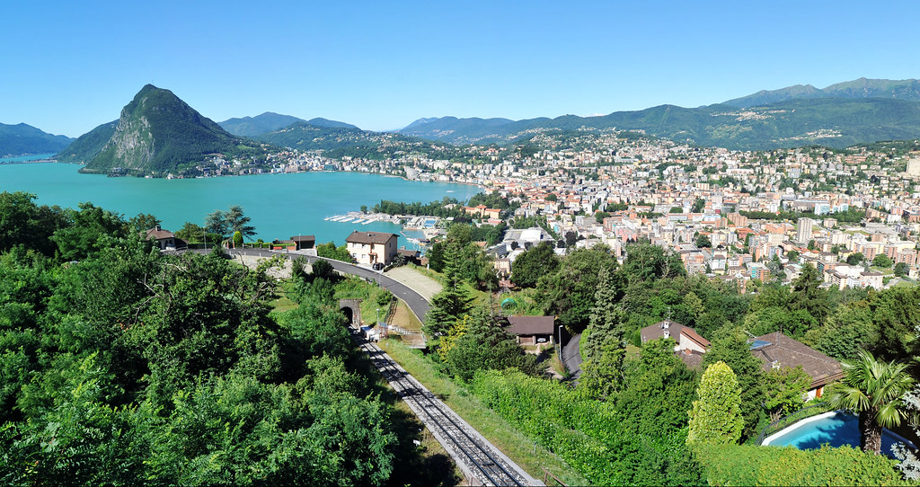 Lugano Switzerland Back In 2000 I Proclaimed That