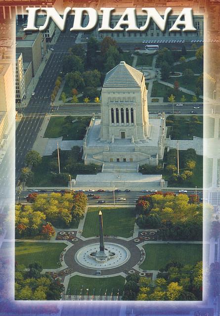 Indian World War Memorial Postcard