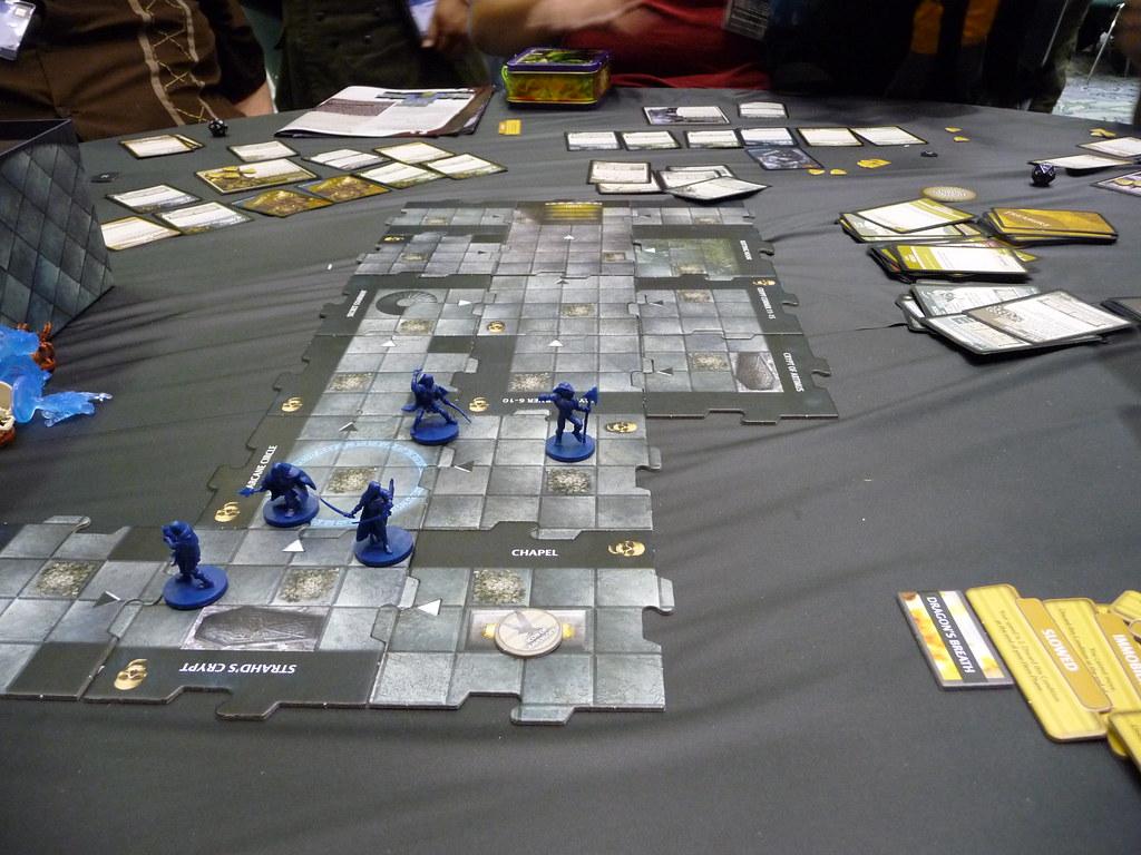 GenCon - Castle Ravenloft Board Game 07 | GenCon 2010 Click