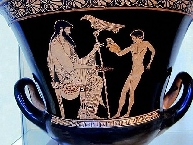 -0485 Zeus y Ganimedes