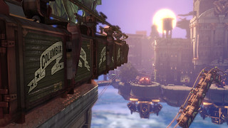 Bioshock Infinite screenshot | by gamesweasel