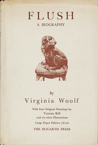 Virginia Woolf. Flush- A Biography. London- Hogarth Press, 1933 | by 50 Watts