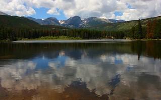 Sprague Lake | by Amy @ Milk Breath and Margaritas