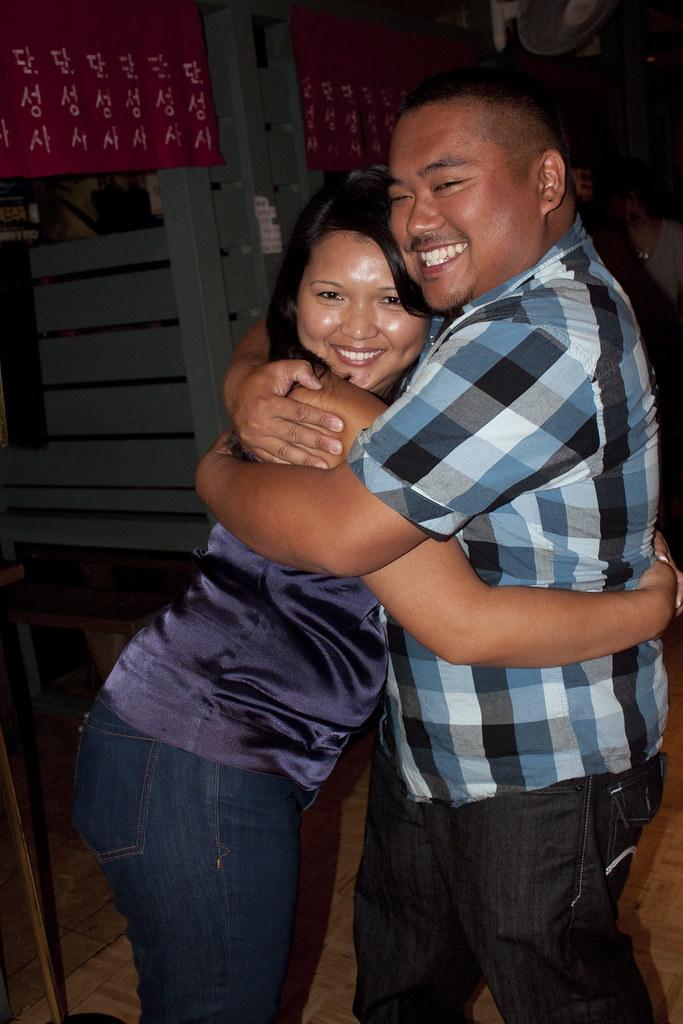 Sharon & Tristan's Birthday @Porno Bar!
