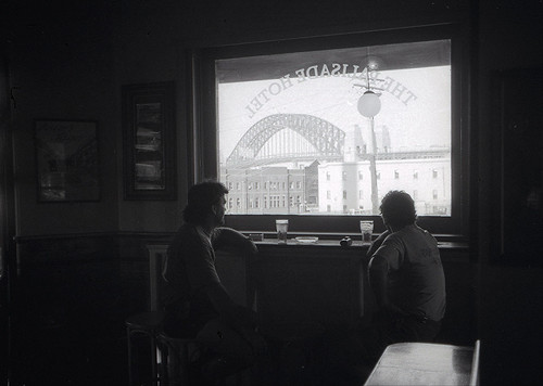 The Palisade Hotel,Sydney 1981