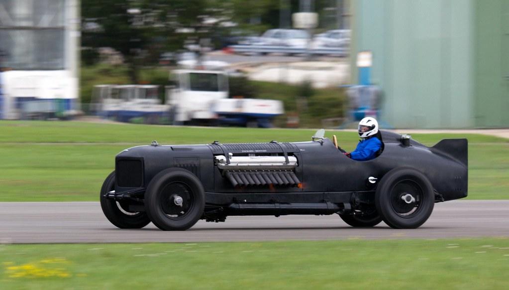 Packard Bentley | 12 cylinder 42 litre packard aero engined | Chris