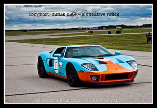 2006 Ford Gt Heritage Edition Cute Paint Job V8 Supercha