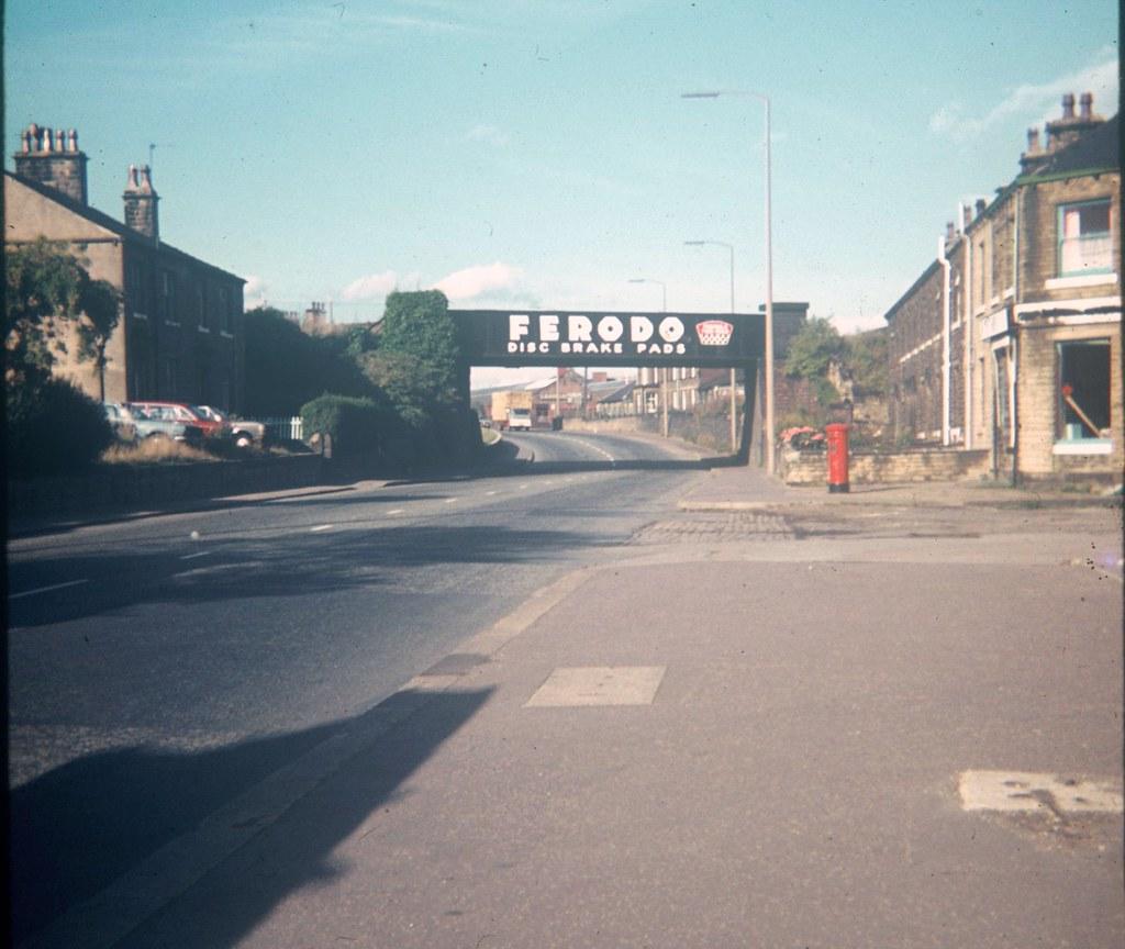 Kirkburton branch at Leeds Road