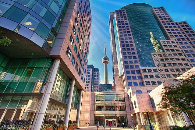 Metro Hall - Toronto (Ontario, Canada)