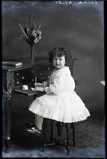Betty Ayles, 20 May 1911 | by David Knights-Whittome Photographic Archive