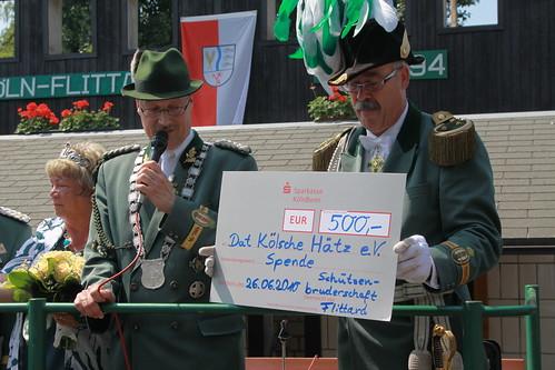 Schützenfest Flittard 2010   by Sebastianer
