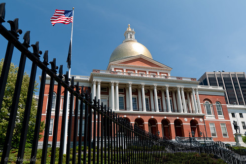 Massachusetts State House | by Manu_H