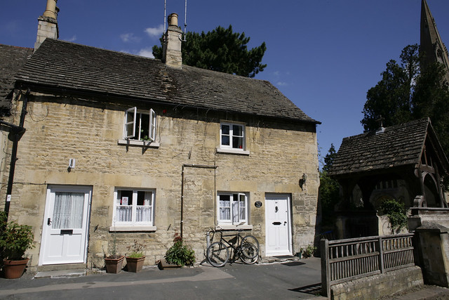 Ketton village - rutland.