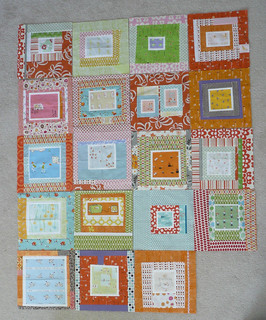 Bee-autiful quilting bee blocks