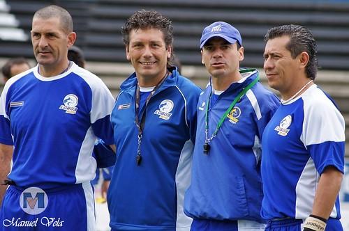 DSC00232 Lobos BUAP Apertura 2010 Liga de Ascenso, Estadio Cuauhtémoc por LAE Manuel Vela