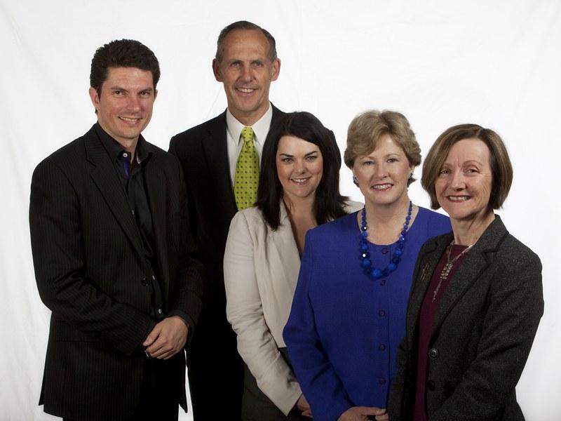 The Australian Greens Senate team 2010