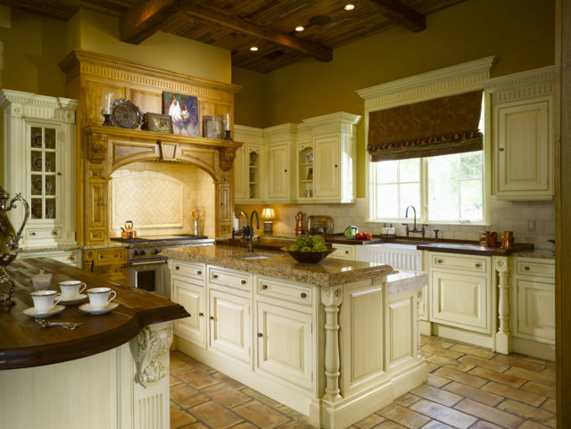 Clive Christian Luxury Kitchen | Clive Christian Luxury Kitc ...