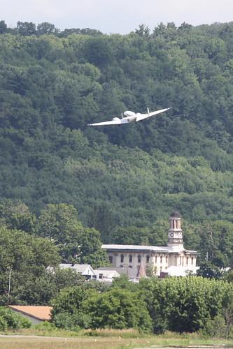 mountain 1955 skydiving airport model twin 18 beechcraft ems skyhaven beech endless tunkhannock e18s n3710b