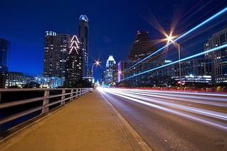 Downtown Austin Streaks By | by atmtx