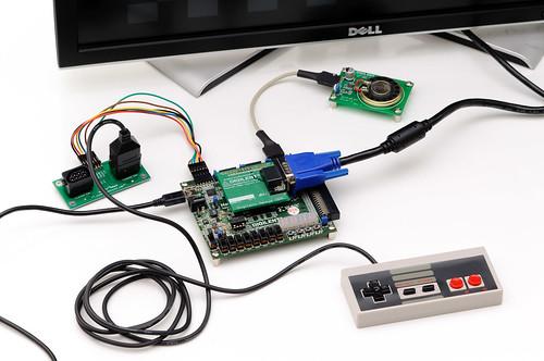 FPGA NES | by Dan Strother