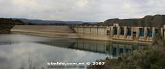 Panoramica del Pantano de Negratin