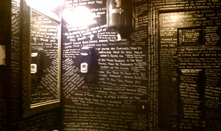 The bathroom in Paddy Malones | by That_Bee