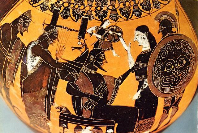 -0540 El nacimiento de Atenea