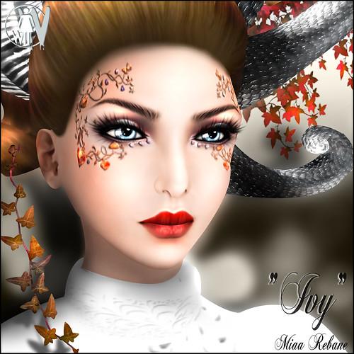 White Widow - Ivy | by Julie Hastings