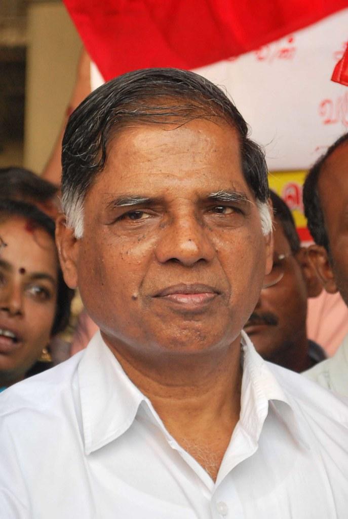 G.RAMAKRISHNAN | Cpim tamil nadu state secretary g.Ramakrish ...