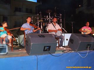 Musical Gatherings, Kalymnos - 20/08/2010