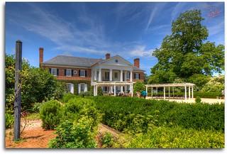 Boone Hall Plantation   by Frank Kehren