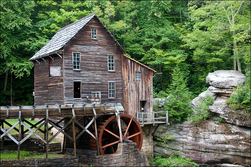 Classic Glade Creek Mill | by joeldinda