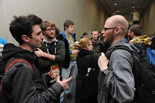 GDC 2011 - Day 1 (2/28) | by Official GDC
