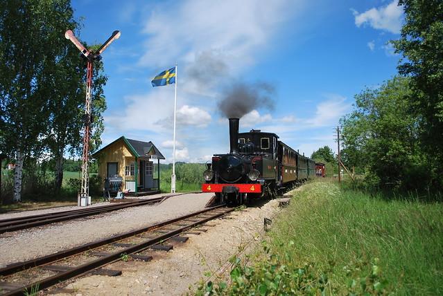 ÖSlJ 4 in Marielund (S), 2010.