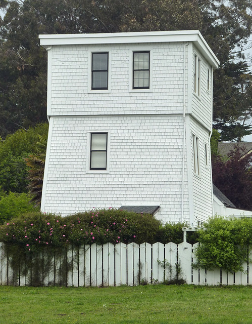 Cool looking Mendocino House
