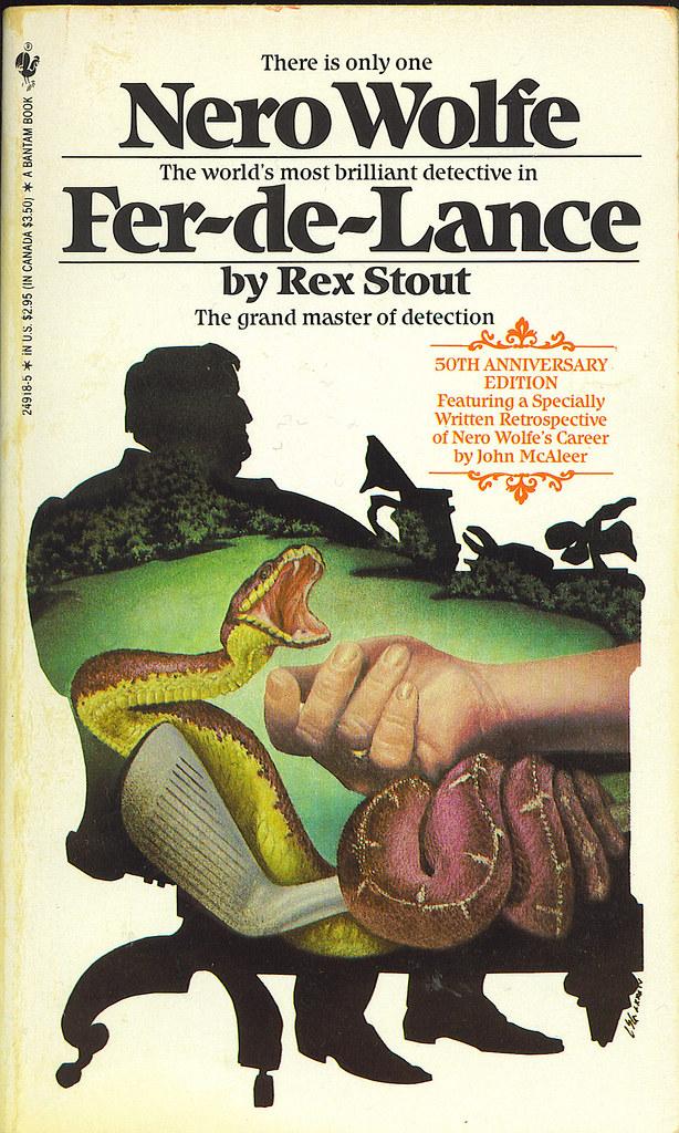 Fer-de-Lance (Nero Wolfe Mysteries)