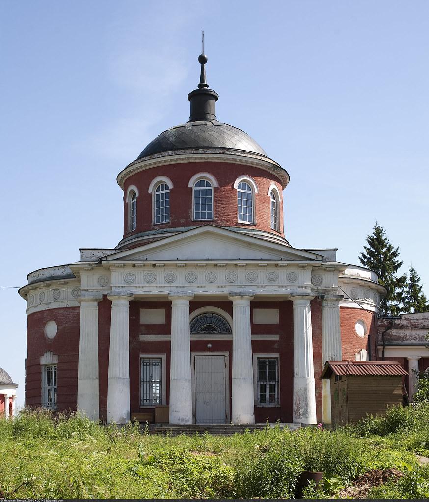 Церковь Иконы Божией Матери Ахтырская