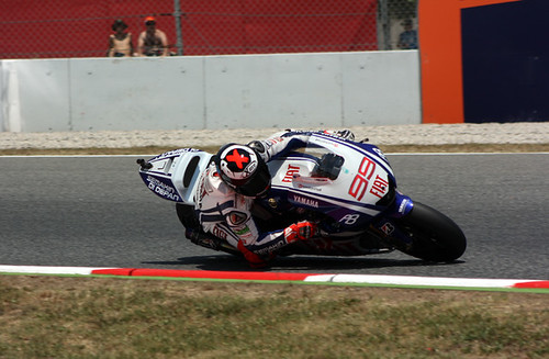 Catalunya Moto GP - Qualifying | by Fiat Yamaha Team
