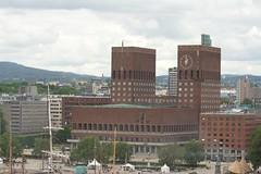 오슬로 시청사
