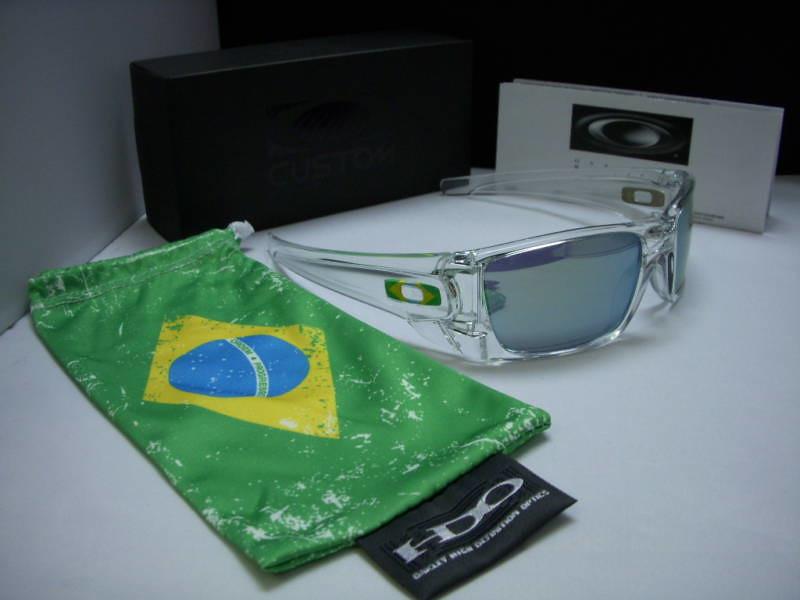 bffd578219 Firmino OAKLEY FUEL CELL BRAZIL POLISHED CLEAR CUSTOM LIMITED | by  Rangel.Firmino