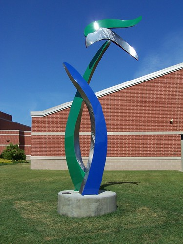 Wind Song | by John Mishler Sculpture