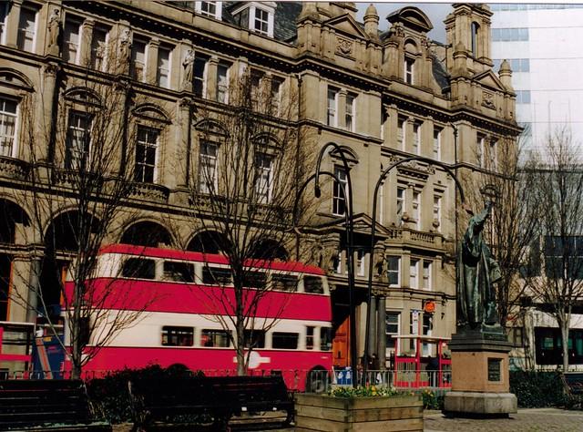 Leeds Aec Routemaster 1995