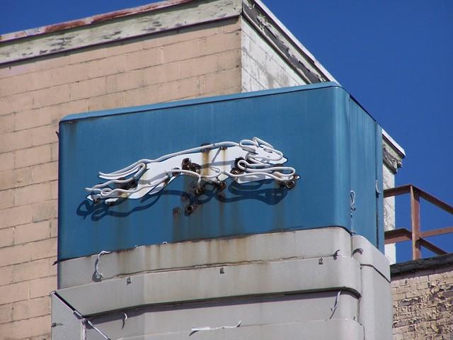 Greyhound Bus Station ~ Binghamton, NY