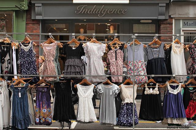Indulgence | Earlham Street - Seven Dials - Covent Garden