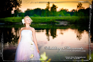 Weddings; Trash the Dress   by Portrait Moments Photography