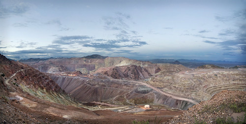 Morenci - Biggest Copper Mine in USA | by tj.blackwell