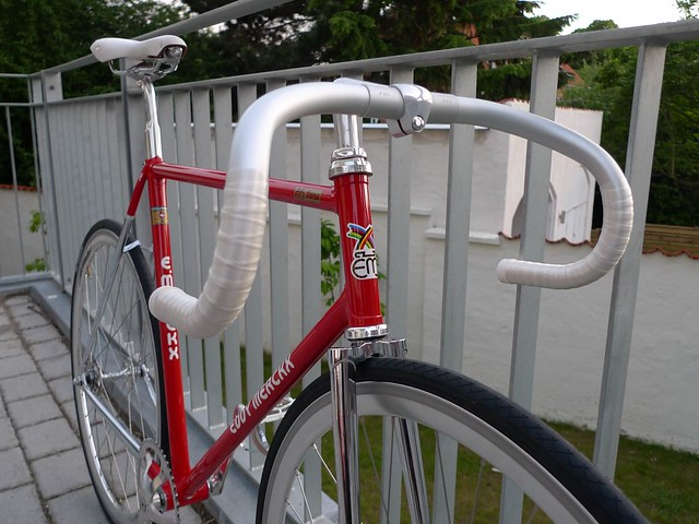Merckx Pista - Red