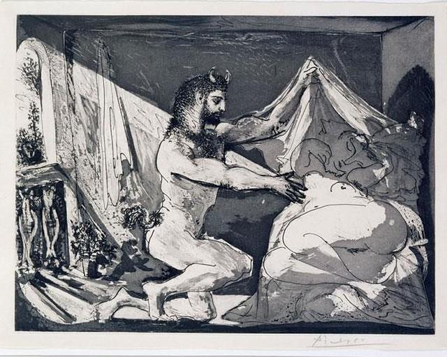 +1936 Zeus y Antíope