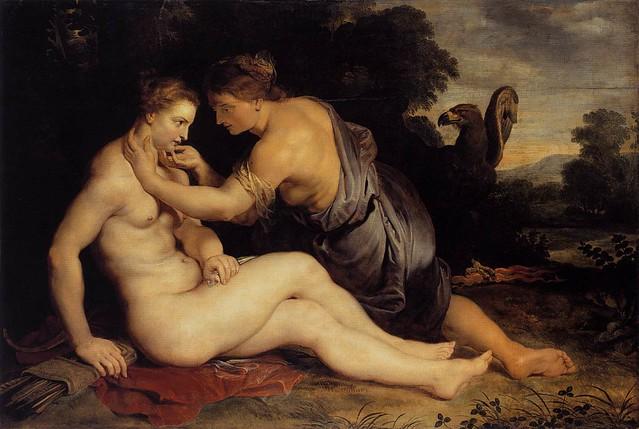 +1613 Zeus-Ártemis y Calisto