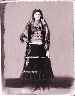 South Slavic woman